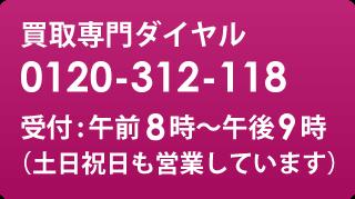 TEL:0120-312-118